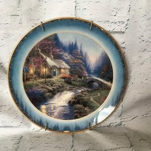 Thomas Kinkade Other - Thomas Kinkade Collector Plate Twilight  DM37